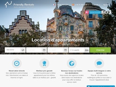 Coupon de 10% sur location friendlyrentals.com