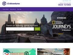Coupon réduction de 5% chez gadventures.com