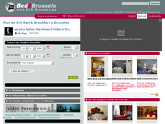 Super Deal : Jusqu'à -30% sur chambres « Brussels Bed and Breakfasts »