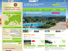 Code promo de bienvenue : 20€ offert sur camping-and-co.com