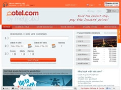 Coupon promotionnel de 8% sur réservation otel.fr