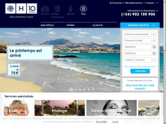 Coupon promotion 10% sur Suites Ocean by H10 Hotels