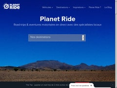 Coupon promotion de 5% sur site planet-ride.com