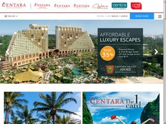 Coupon promotion de 10% sur centarahotelsresorts.com