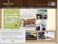 Coupon de 20% sur Early booking  Country Inn & Suites