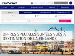 Coupon promotionnel de 10% chez finnair.com/fr/