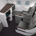 Business Class Airbus