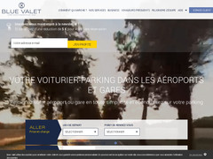 code promotionnel de 20% chez Blue Valet