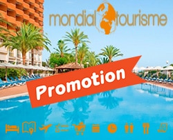 Vente Flash Mondial Tourisme