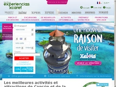 Coupon de 5 USD chez Xplor  Experiencias Xcaret