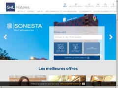 Coupon promotionnel de 10% sur ghlhoteles.com
