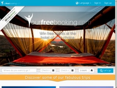 Your Free Booking Logo