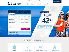 Aigle Azur : Promotions et Code Réduction septembre 2020
