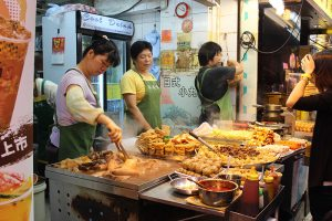 restaurants street food