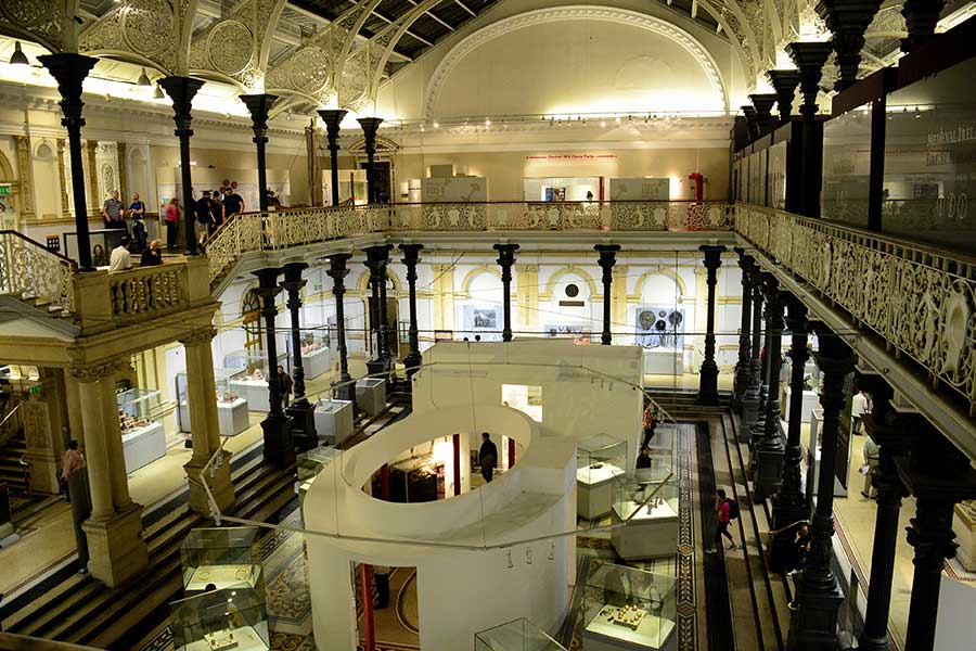 Le musée national d'Irlande (National Museum of Ireland)